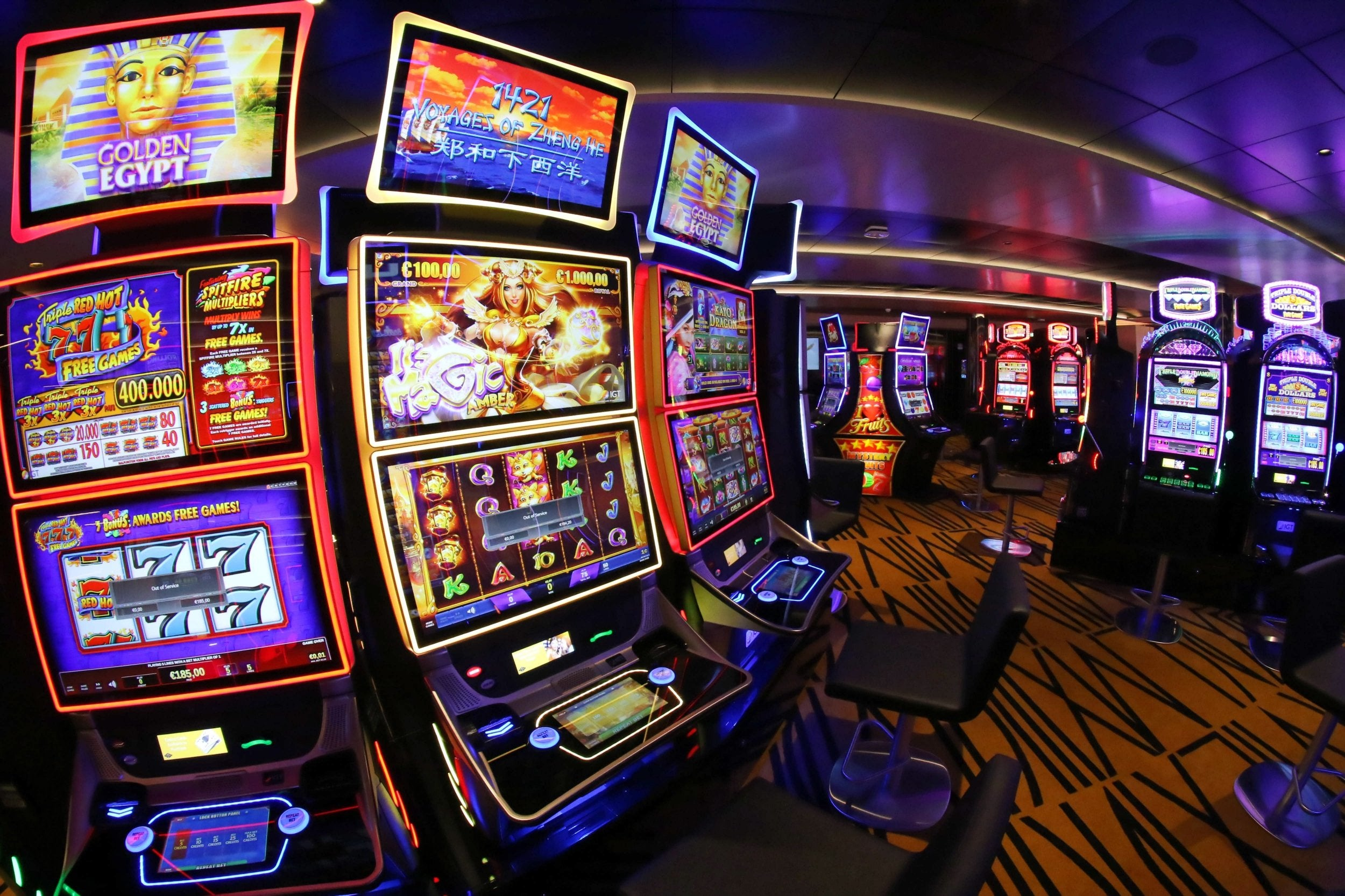 8 Fruit Machines That UK Casinos Online Are Missing (Part 2)